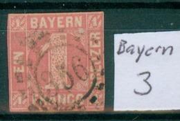 Bayern 3     O / Used  (L890) - Bayern