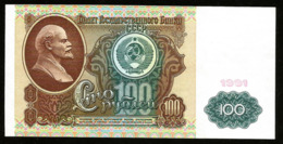 * Russia USSR 100 Rubles 1991 A UNC ! - Russland
