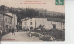 09 SOULAN  -  Route De St Girons à Massat  - - France