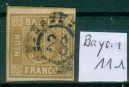 Bayern 11     O / Used  (L892) - Bayern