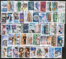 Finland 100 Different Large Size Stamps Used. - Finland
