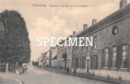 Hoogstraat Met Zicht Op De Marktplaats - Oudenburg - Oudenburg