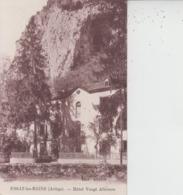 09 USSAT LES BAINS  -  Hotel VERGE ALBISSON  - - France