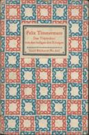 Felix Timmermans  - Das Triptychon  Von Den Heiligen Drei Konigen - Livres, BD, Revues