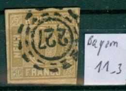 Bayern 11     O / Used  (L894) - Bayern