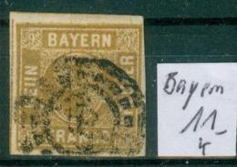 Bayern 11     O / Used  (L895) - Bavaria