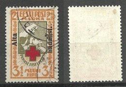 Estland Estonia 1923 Michel 46 A O - Estland