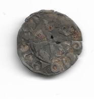 Denier à Identifier - 476-1789 Feodale Periode