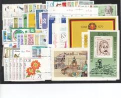 DDR, Kpl. Jahrgang 1979** (K 5260) - DDR