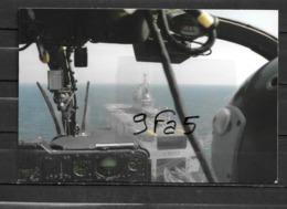 B.P.C. MISTRAL - Vue Prise Du Cockpit D'un Hélicoptère - Carte Neuve - Posta Marittima