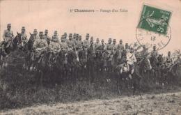 5 éme CHASSEURS -  ( Militaria )  LOT De 2 Cartes A Prix Fixe - Regiments