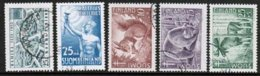 1953 Finland Complete Year Set Used. - Finland