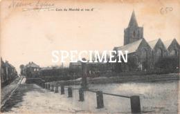 Coin Du Marché Et Rue De ... - Nieuwkerke - Heuvelland