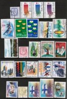 1977 Finland Complete Year Set Used. - Finland