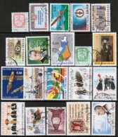 1976 Finland Complete Year Set Used. - Finland