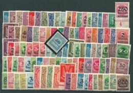 100 ** Briefmarken Deutsches Reich - Deutschland