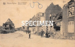 Rue De Bailleul - Nieuwkerke - Heuvelland