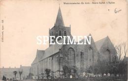 Westnieuwkerke De Kerk - Nieuwkerke - Heuvelland