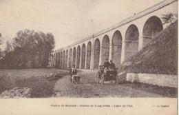 Viaduc De Besnard - Station De Longueville - Ligne De L'Est - Frankrijk