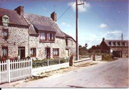 PLOREC - Le Bourg - Cliché Original - Avant Tirage - Archive COMBIER - UNIQUE - Other Municipalities