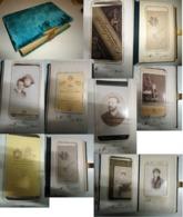 Album Photos 1885  Livorno  ITALIE - Album & Collezioni