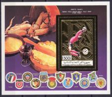 Football / Soccer / Fussball - WM 1990:  Comoren  Goldblock ** - World Cup