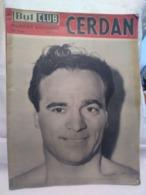But Club Numéro Souvenir Cerdan - Sport