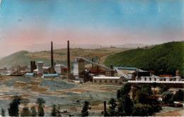 Mines, Mine : Le Chambon Feugerolles - (42) Loire - La Cokerie De La Silardière - Le Chambon Feugerolles