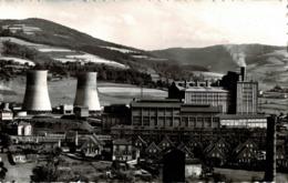 Mines, Mine : Le Chambon Feugerolles - (42) Loire - La Nouvelle Centrale électrique - Centrale Du Bec - Le Chambon Feugerolles