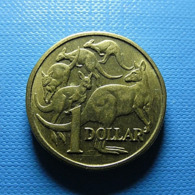Australia 1 Dollar 1984 - Monnaie Décimale (1966-...)