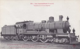 Les Locomotives (Turquie)  Chemin De Fer De Bagdad - Ansichtskarten
