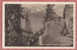 Stazione Della Funicolare Del Ritom-Piora - Zahnradbahn - Ca. 1930 - TI Tessin