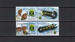 Jamaica 1988 Olympic Games Calgary Set Of 4 MNH - Winter 1988: Calgary