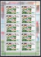 Football / Soccer / Fussball - WM 1998: Germany  Klb ** - 1998 – France