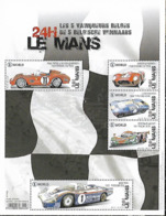 Belg. 2019 - Les Cinq Vainqueurs Belges Des 24h Du Mans ** - Belgium