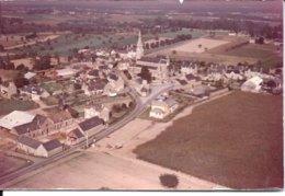 PLOREC - Survol Du Bourg - Cliché Aérien Original - Essai Avant Tirage - Archive COMBIER (266-4) - UNIQUE - Other Municipalities