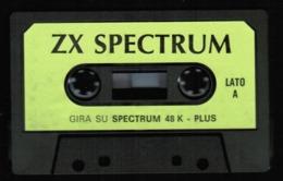 Videogioco ZX Spectrum 48K-plus 13 Giochi Vintage Cassetta. - Electronic Games