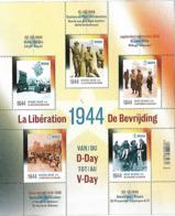 Belg. 2019 - La Seconde Guerre Mondiale : 75 Ans De Libération ** - Belgium