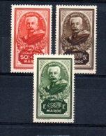 Maroc N° 150 à 152 **  A Saisir !!! - Morocco (1891-1956)