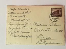 Mi N°640 (0) Sur CP Kolner Dom - Briefe U. Dokumente