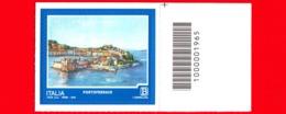 Nuovo - MNH - ITALIA - 2019 - Turismo – Portoferraio (LI) – Toscana – Torre Della Linguella  - B - Barre 1965 - Bar Codes