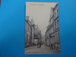 86 )  Chatellerault - La Rue Sully - Année  - EDIT - Tortinière - Chatellerault