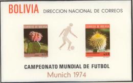 Football / Soccer / Fussball - WM 1974:  Bolivien  Bl ** - 1974 – Westdeutschland