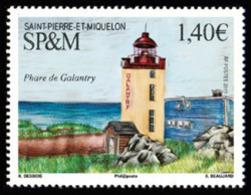 SP & M 2019 - Le Phare De Galantry ** - St.Pierre & Miquelon