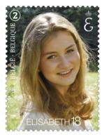 Belg. 2019 - La Princesse Elisabeth A 18 Ans ** - Belgium