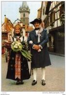 FOLKLORE OBERNAI  Mariage De L'Ami Fritz.  TBE - Kostums