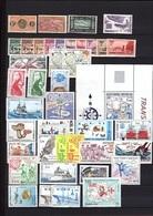 TERRITOIRES FRANCAIS D'OUTRE-MER Collection Dans Classeurs Neufs Et Oblitérés Certains Par Multiples - France (ex-colonies & Protectorats)