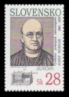 1994Slovakia191Europa Cept3,50 € - Europa-CEPT
