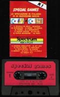 Videogioco-S.Games (Spectrum 48KePlus) (C64-C128) Vintage Cassetta N.1-vedi Foto - Electronic Games