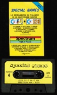 Videogioco-S.Games (Spectrum 48KePlus) (C64-C128) Vintage Cassetta N.4-vedi Foto - Electronic Games